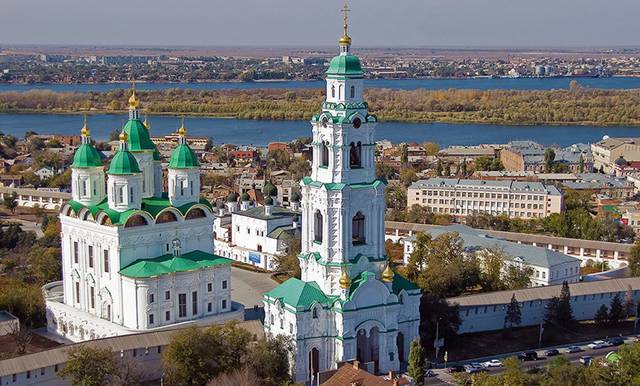 Маршрут прогулки по Астрахани. Что посмотреть в Астрахани. Live to travel