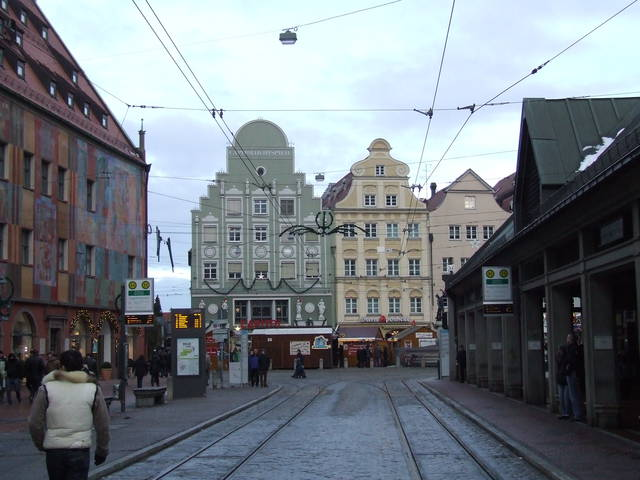 Kontakte Augsburg - lessfile