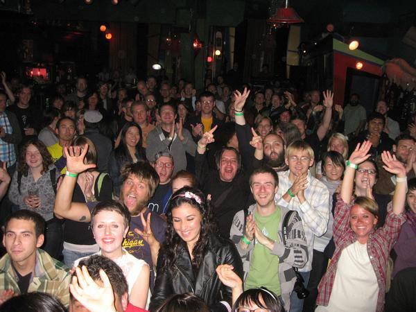 Ночной клуб сан франциско конкурсы в ночных клубах смотреть видео