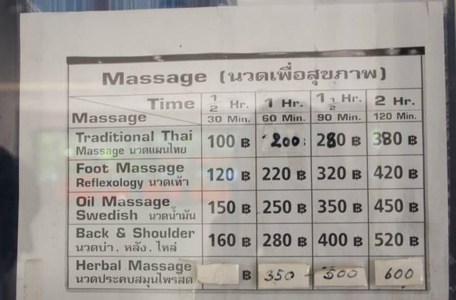 Сколько стоит поехать в тайланд