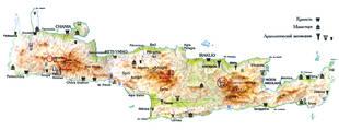 Остров корфу на карте мира