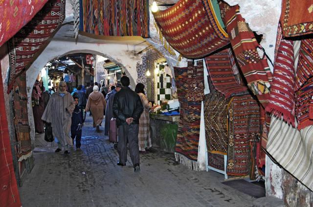 an analysis of a street in marrakech a novel by elizabeth fernea
