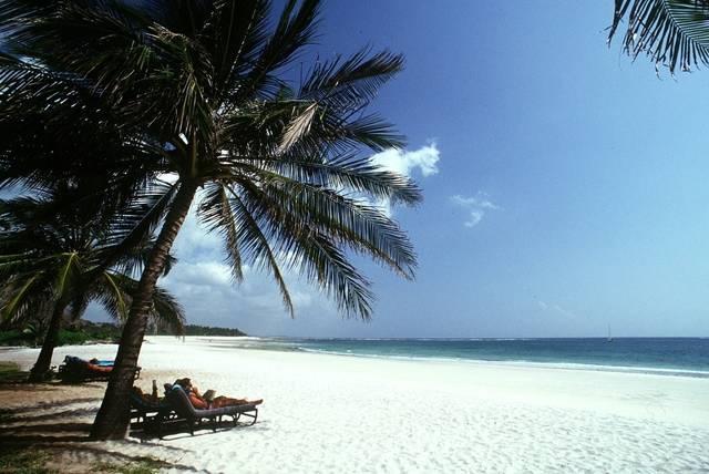 Пляжи мамбасы раличаются чем