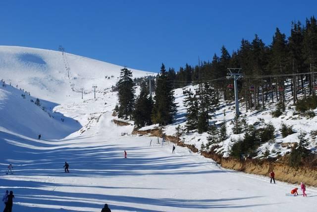 Отдых в Драгобрате зимой