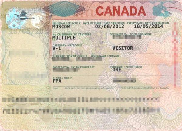 долгосрочная виза