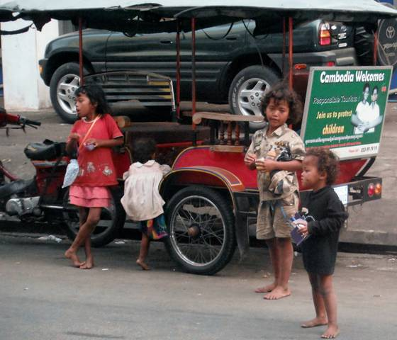 how the street children of paranaque