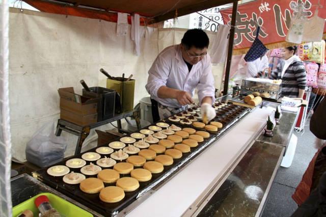Япония моими глазами Где вкусно и дешево поесть 3