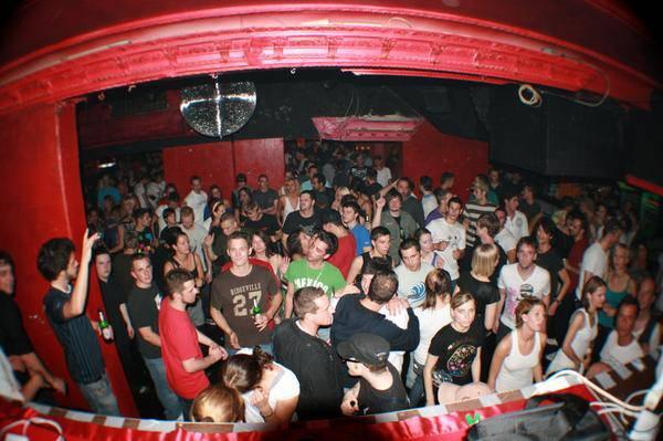 отвязные вечеринки в клубах